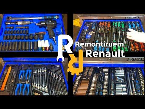 """Обзор идеального инструмента для Ремонта Рено. Как и чем правильно «лечить"""" машину)"""