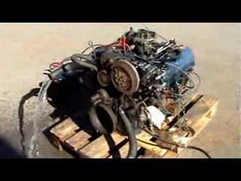 V8 - Ford 351 Cleveland