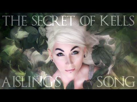 PANGUR BÁN (Aisling's Song) / THE SECRET OF KELLS – By Cira Las Vegas to Jadefox ♥
