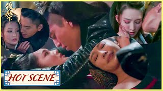 HOT SCENE🔥 Lord Bo forced kissing on bed + undressing with one hand 😲