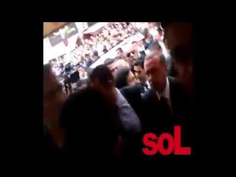 Işte kanıt! TAYYIP Erdoğan'dan vatandaşa YUMRUK! Şok Görüntü!