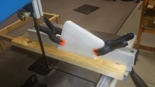 How To Make Simple Yet Effective Featherboard For Tablesaw's/bandsaw's & Router Table's
