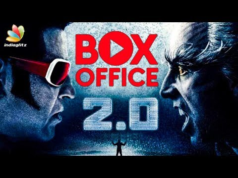 2.0 Smashes Sarkar Record : Day 1 Box Office Collection | Rajinikanth & Shankar