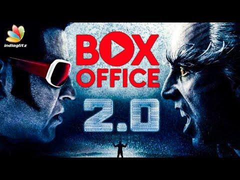 2.0 Smashes Sarkar Record : Day 1 Box Office Collection | Rajinikanth & Shankar