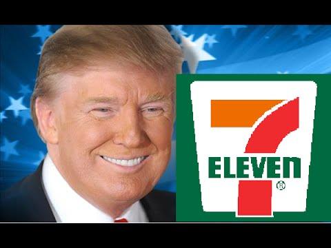 Donald Trump Calls 7-Eleven   PRANK CALL