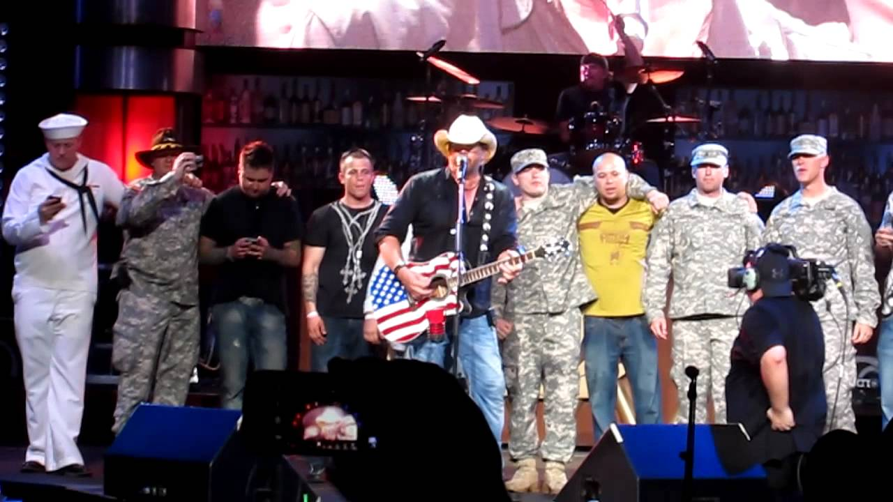 Toby keith concert tinley park