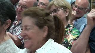 Charla Serrano Abella en Treinta y Tres - #100AñosWilson