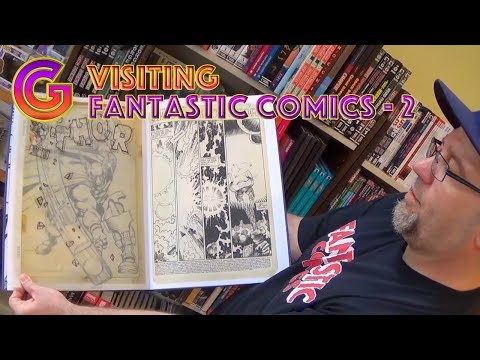 The French Geek and Fantastic Comics - 2