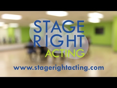 Stage Right Acting Commercial -