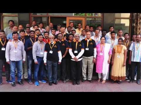 GarudaVega Agents Staff Meeting, Hyderabad