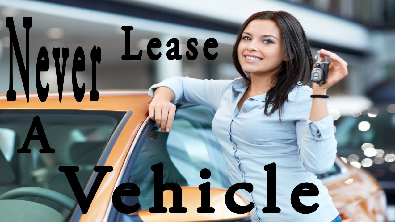 Why you should Never lease you Car! - YouTube