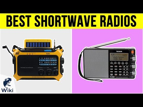 10 Best Shortwave Radios 2019