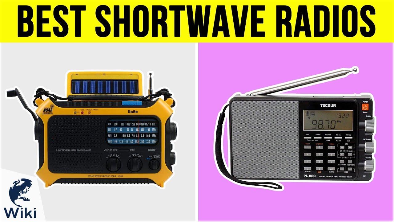 10 Best Shortwave Radios 2019