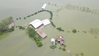 Lũ Lụt ở Hà Nội: Nước sông Bùi xuống dần, huyện Chương Mỹ vẫn sẵn sàng tình huống xấu nhất