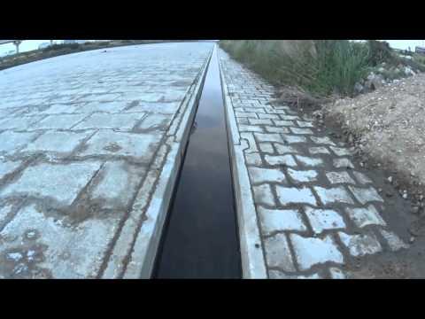 Incheon International Airport Drainage Exploration