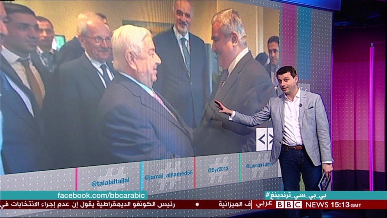 بعد #الإمارات من هي الدولة الخليجية التي ستعيد فتح سفارتها في #دمشق؟    #بي_بي_سي_ترندينغ