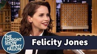 Felicity Jones Was the Worst Witch