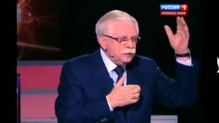 Руцкой о Немцове