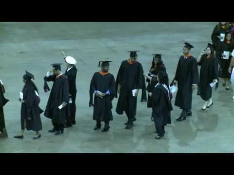 Texas A&M Spring 2016 Commencement