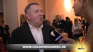 Interview mit Dietmar Bär - Goldene Kamera 2012