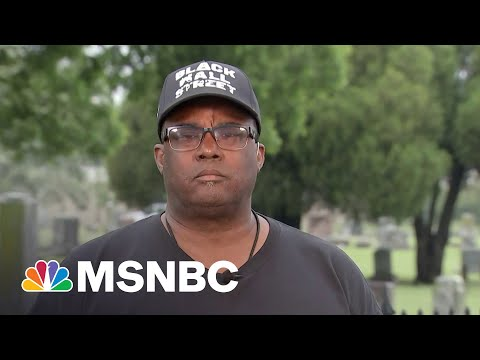 Descendent Of Tulsa Race Massacre Survivor: Nothing Has Really Changed