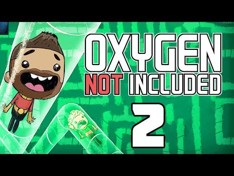 Duplicant Jobs? HATS!? - Hutts Plays Oxygen Not Included [Episode 2]