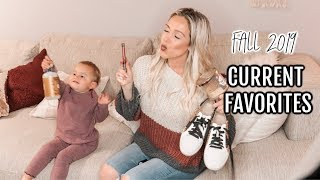 CURRENT FALL FAVORITES 2019| Tres Chic Mama