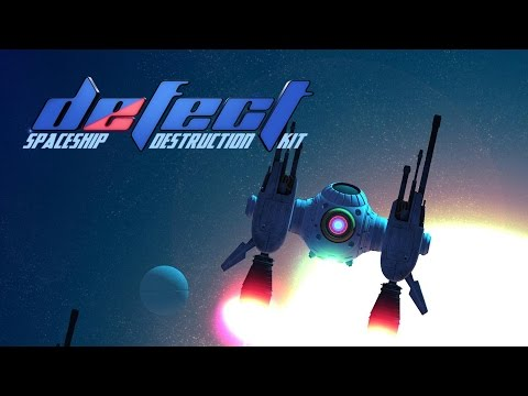 What is... Defect (Ship Design Gameplay / Top Down Space Bat
