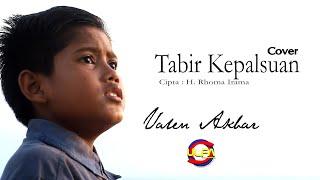 TABIR KEPALSUAN - VALEN AKBAR ( Cover )