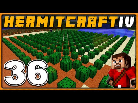 Hermitcraft 4   Minecraft Survival 1.9   Ep 36 - The Great Dye Hunt!
