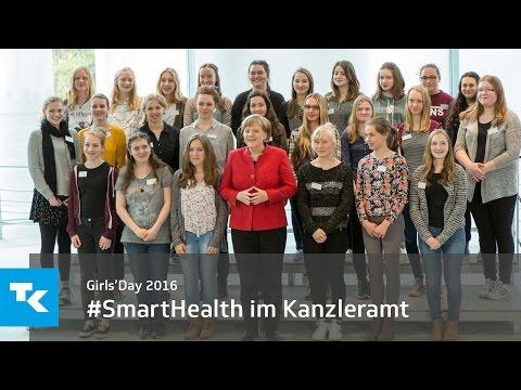 #smarthealth-im-kanzleramt- -girls'day-2016