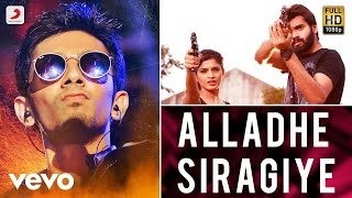 Rum - Alladhe Siragiye Official Tamil Song Video   Anirudh
