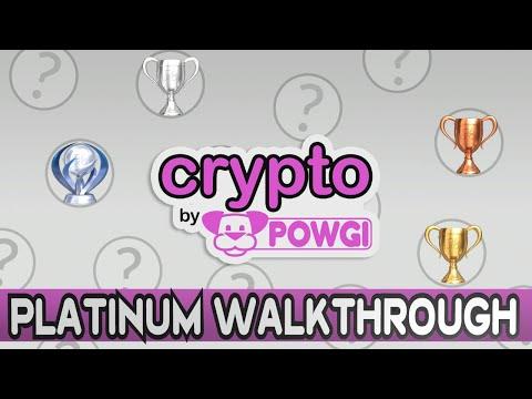 Crypto by POWGI Platinum Walkthrough | PS4 & Vita Trophy Guide