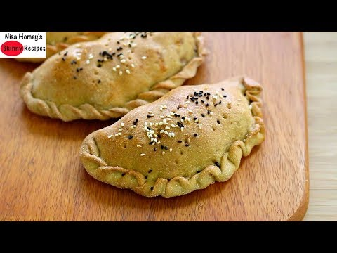 Whole Wheat Stuffed Pizza Bread Recipe
