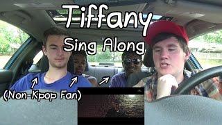 """Tiffany - HeartBreak Hotel MV Reaction (Non-Kpop Fan) """"Sing Along"""" - Stafaband"""