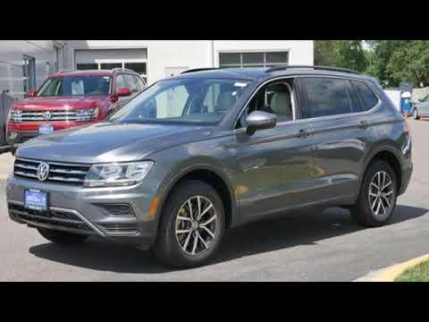 New 2019 Volkswagen Tiguan Saint Paul MN Minneapolis, MN #91882