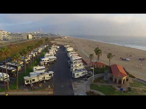 Dockweiler RV Park - Los Angeles, Ca