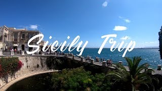 Sicily Trip 2018 | GoPro + Karma Grip