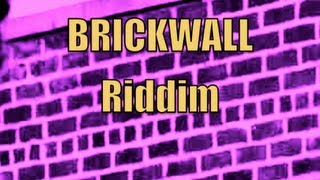 DANCEHALL INSTRUMENTAL RIDDIM (free Beat) - Brickwall RIDDIM 2013 (by DreaDnuT)