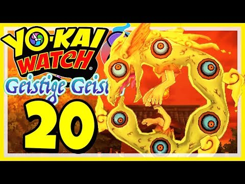YO-KAI WATCH 2: GEISTIGE GEISTER # 20 👻 How I Met Your Grandmother! [HD60]