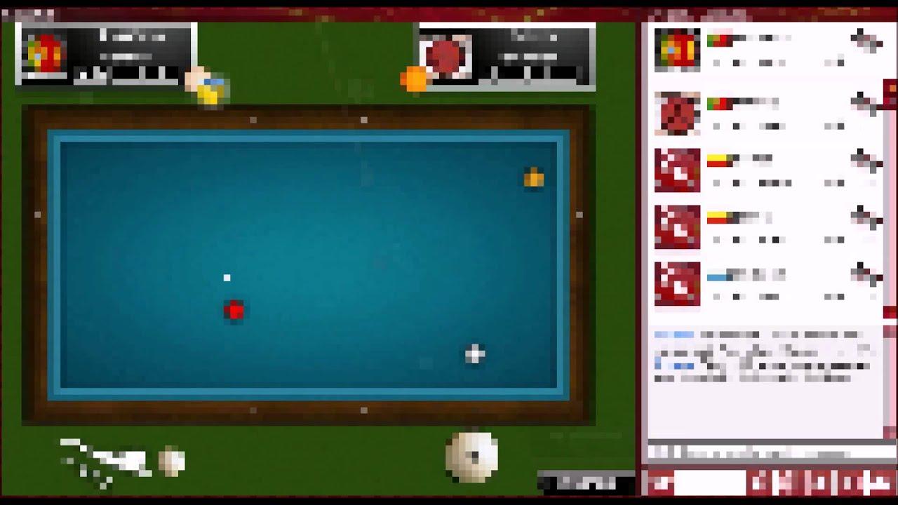 Juego de Billar Carambola multijugador online en CasualArena