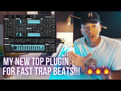 THIS NEW PLUGIN IS MY TOP FAVORITE VST FOR FL STUDIO TRAP BEATS!!! (Carbon Electra Plugin Review)