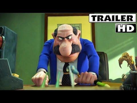 Mortadelo y Filemón contra Jimmy el Cachondo Teaser Trailer 2014 Español