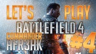 [CZ|HD] ► [Let's Play|Návod] Battlefield 4 Multiplayer 4# ◄ Afr3aK | [Commander mod](Jak jsem vám slíbil, je tu video na Battlefield 4 a to Komandér mod. Takže doufám, že se vám to hodilo nebo aspoň líbilo. Děkuji, koukejte na další videa., 2013-11-08T12:37:17.000Z)