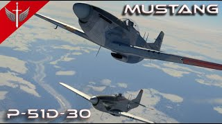 Clutching 2v10 With Ripjawz In The P-51D-30 - War Thunder