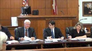 Apr. 8, 2013 Jackson County Commission Regular Session, Scottsboro, Al.