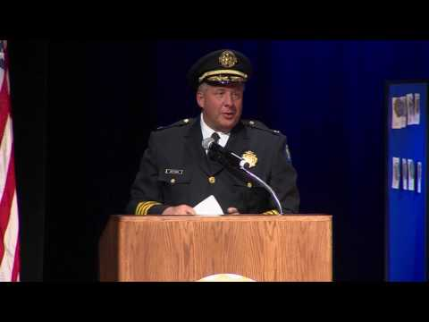 St. Louis Metropolitan Police Department Graduation Ceremony - Class 2016-02