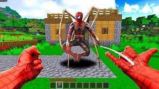 SlenderMan - CUỘC SỐNG CỦA SPIDER-MAN(NGƯỜI NHỆN) TRONG MINECRAFT