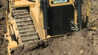 cat grade control for dozers   blade control basic operation