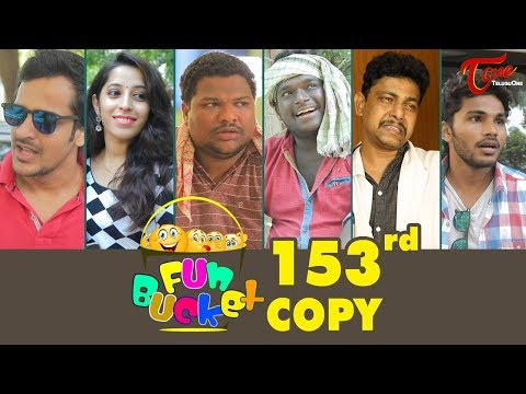 Fun Bucket | 153rd Episode | Funny Videos | Telugu Comedy Web Series | By Sai Teja   TeluguOne